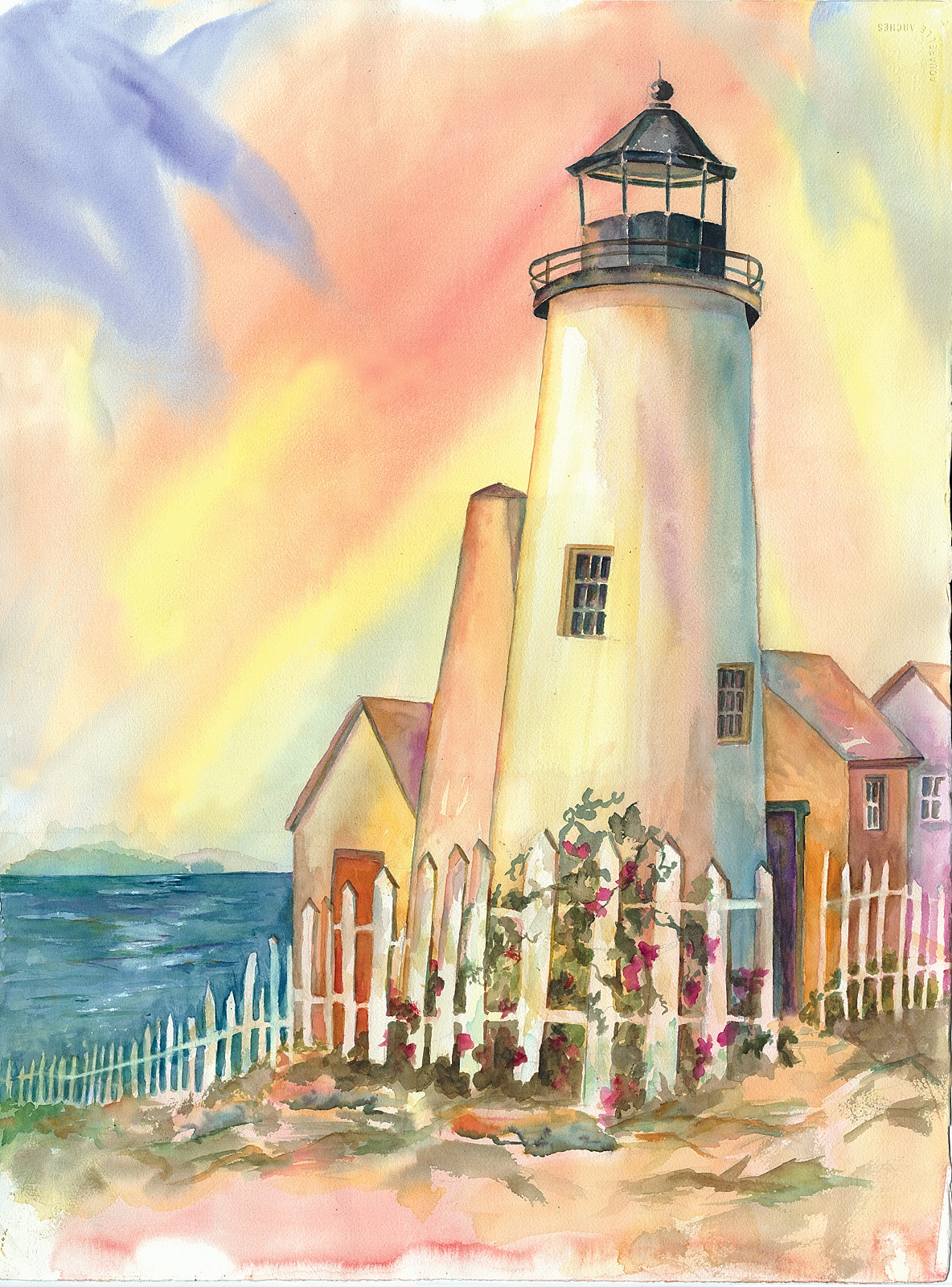 Watercolor painting for all stillwater community arts for Basic painting